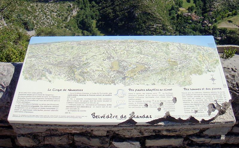 Belvédère Blandas