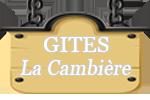 Gites La Cambière